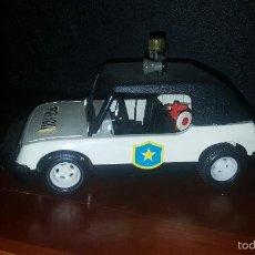 Playmobil: COCHE POLICÍA DE FAMOBIL PLAYMOBIL. Lote 57841257