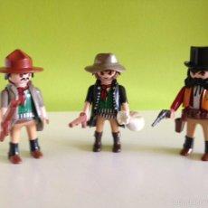 Playmobil: LOTE FIGURAS OESTE PLAYMOBIL. Lote 57857172