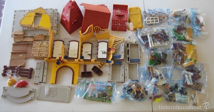 Playmobil serie country 5221 establo de caballo comprar for Playmobil segunda mano
