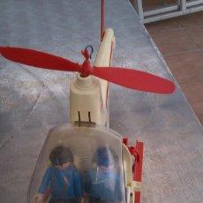 Playmobil: HELICOPTERO PLAYMOBIL ORIGINAL. Lote 57950334