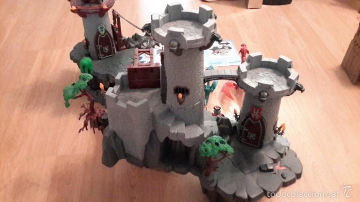 Playmobil castillos ref4835 4836 De Dragones Y CeodxB