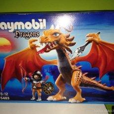 Playmobil: SET DRAGONES PLAYMOBIL REFERENCIA 5843. Lote 58121921