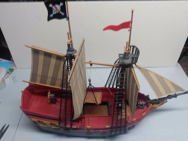Playmobil piratas galeon barco pirata 394 comprar for Barco pirata playmobil