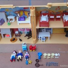 Playmobil: PLAYMOBIL 4145 CASA MALETA MALETÍN. Lote 130807060