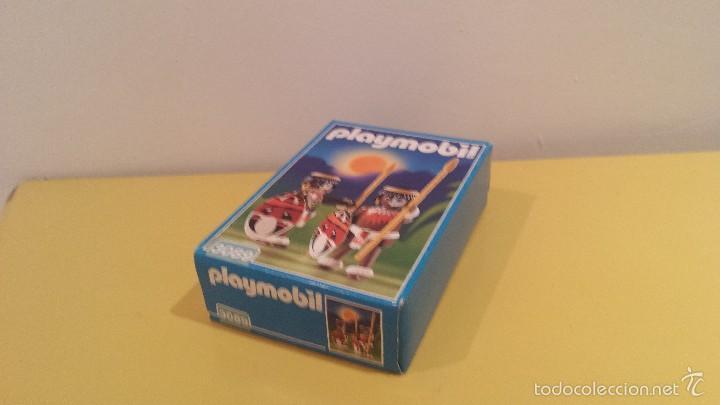 Playmobil: PLAYMOBIL 3089 DESCATALOGADO NATIVOS ZULU - Foto 3 - 58496336