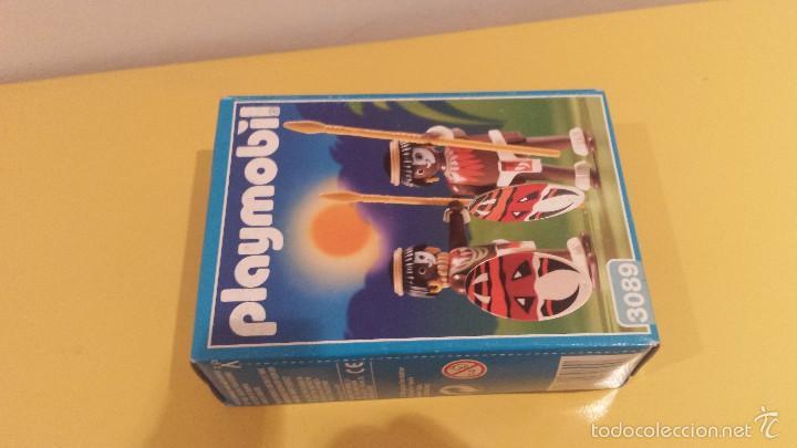 Playmobil: PLAYMOBIL 3089 DESCATALOGADO NATIVOS ZULU - Foto 4 - 58496336