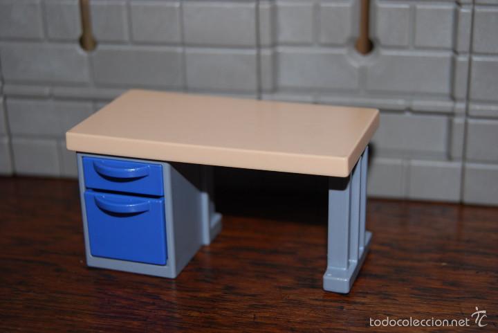 Playmobil mesa escritorio archivadores ofic comprar for Oficina de empleo ofertas