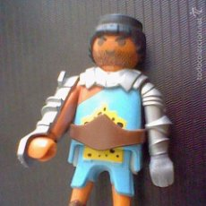 Playmobil: PLAYMOBIL FIGURA SOLDADO GUERRERO MEDIEVAL VIKINGO O SIMILAR . Lote 59437430
