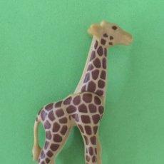 Playmobil: PLAYMOBIL MEDIEVAL JIRAFA CRIA ZOO SABANA CIRCO ANIMALES LD31. Lote 59682361