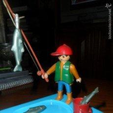 Playmobil: PESCADOR - PLAYMOBIL 1992 -. Lote 59903935
