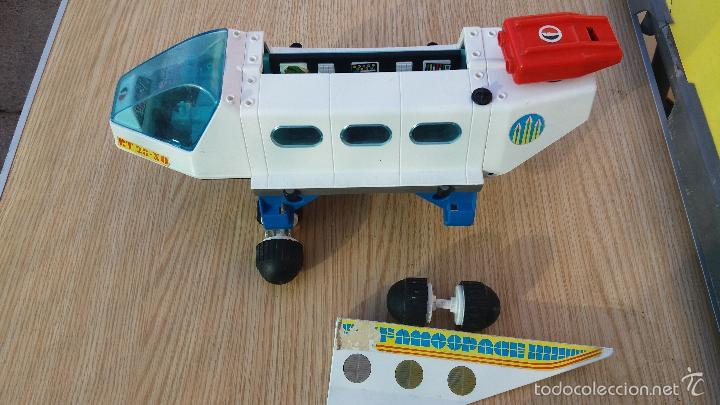 Nave espacial playmobil 1980 comprar playmobil en for Nave espacial playmobil