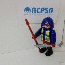Playmobil: PLAYMOBIL PESCADOR POLAR. Lote 60429523
