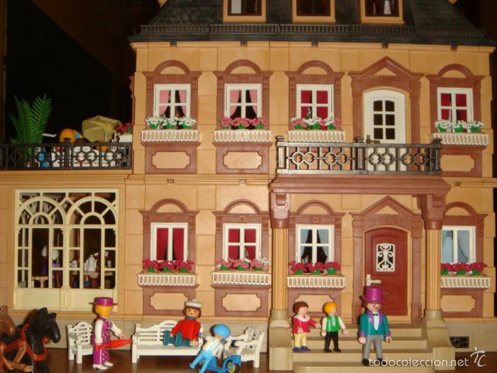 Playmobil 5300 mansion victoriana playmobil ciu comprar for Mansion de playmobil