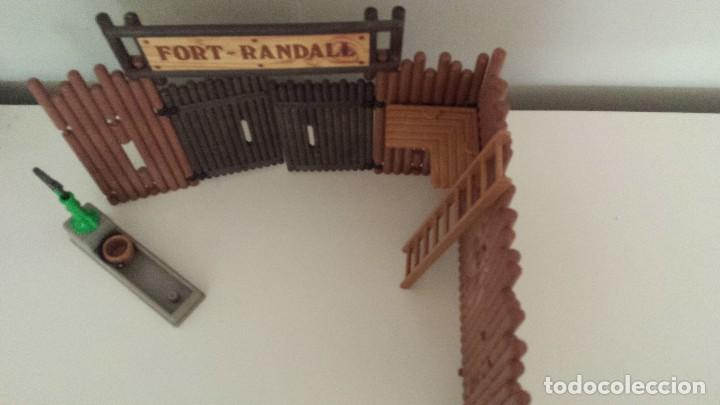 Playmobil: PLAYMOBIL FORT RANDALL PIEZAS WESTERN OESTE POZO, FUENTE - Foto 3 - 61472087