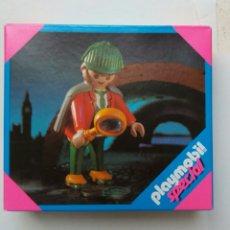 Playmobil: PLAYMOBIL ESPECIAL SPECIAL 4501 SHERLOCK HOLMES 1994 EL ORIGINAL NADA DE REEDICIONES CAJA C10. Lote 62202031