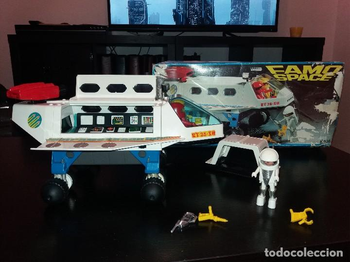 Nave espacial famobil no playmobil famo space comprar for Nave espacial playmobil