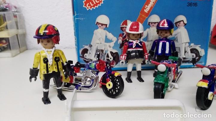 Playmobil: antigua caja de famobil playmobil color - Foto 2 - 127605698