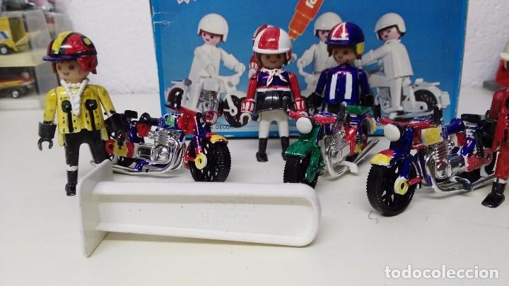 Playmobil: antigua caja de famobil playmobil color - Foto 4 - 127605698