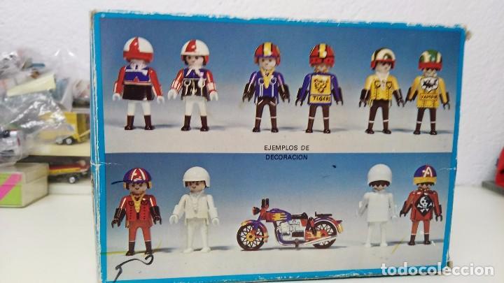Playmobil: antigua caja de famobil playmobil color - Foto 8 - 127605698