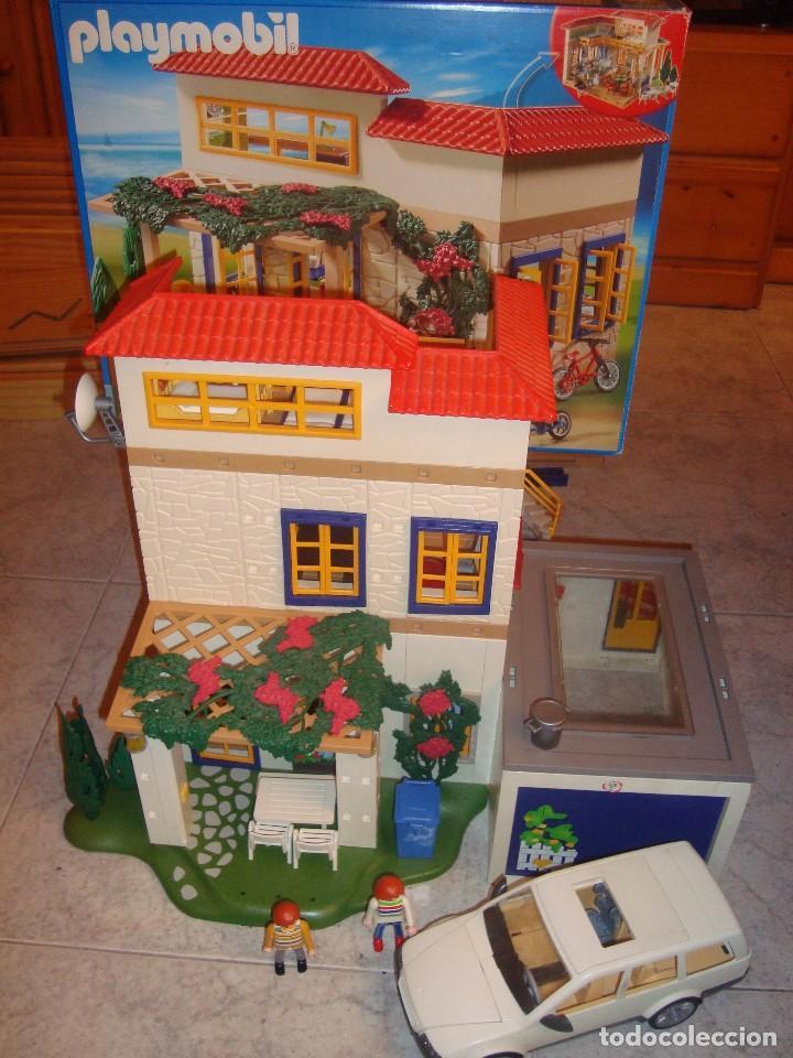 Gran lote casa de verano playmobil comprar playmobil en for Casa moderna de lujo playmobil