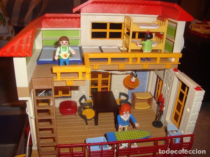 Gran lote casa de verano playmobil comprar playmobil en todocoleccion 63836591 - Gran casa de munecas playmobil ...