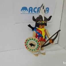Playmobil: PLAYMOBIL ARQUERO INDIO. Lote 63889251