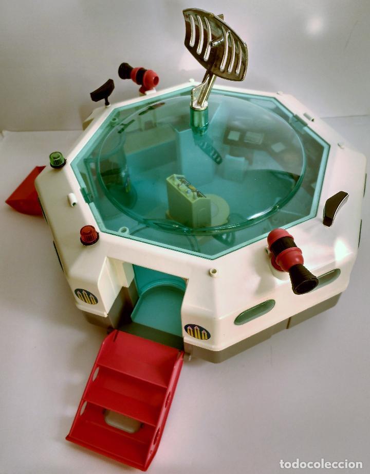 Playmobil vintage nave nodriza espacial 3536 pr comprar for Nave espacial playmobil
