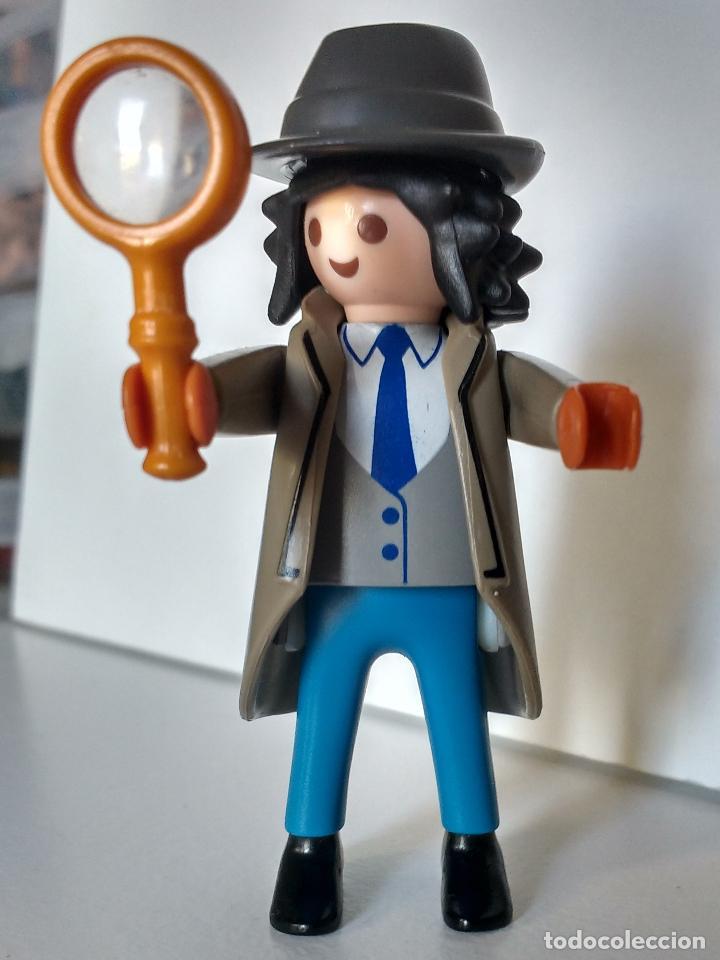 Playmobil Custom Inspector Gadget Con Lupa Verkauft Durch