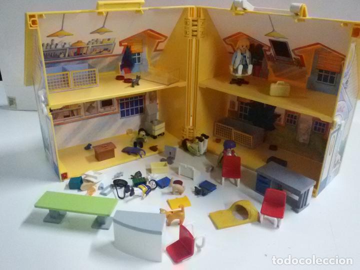 CLÍNICA VETERINARIA PLAYMOBIL (Juguetes - Playmobil)