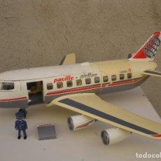 Playmobil: AVIÓN PACIFIC AIRLINE DE PLAYMOBIL - REF. 4310.. Lote 66553942