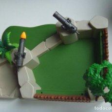 Playmobil: PLAYMOBIL CAÑÓN ESCENARIO REFERENCIA 3220371 DESCATALOGADO. Lote 67036370