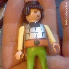 Playmobil: FIGURA PLAYMOBIL SOLDADO MEDIEVAL GUERRERO CABALLERO O VIKINGO . Lote 67323633