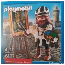 Playmobil: PLAYMOBIL EDICIÓN ESPECIAL LIMITADA CAJA ORIGINAL REF. 6107 DURERO AUTORETRATO. Lote 52823149