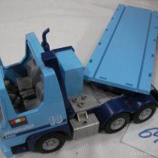 Playmobil - CAMION TRAILER PORTA CONTENEDORES - 68391689