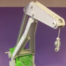 Playmobil: PLAYMOBIL 4470 GRUA PUERTO CONSTRUCCION CIUDAD FAMOBIL - PLAYMOBIL.. Lote 145197942