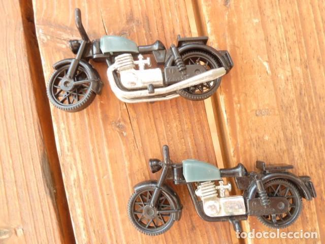 LOTE MOTOS FAMOBIL NO PLAYMOBIL. LEER (Juguetes - Playmobil)