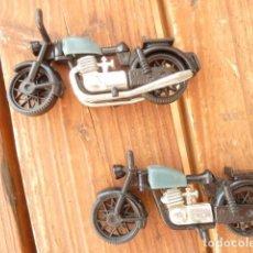 Playmobil: LOTE MOTOS FAMOBIL NO PLAYMOBIL. LEER. Lote 127460860