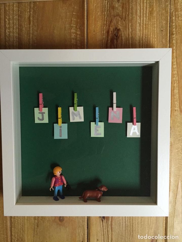 cuadro personalizado playmobil niños - Comprar Playmobil en ...
