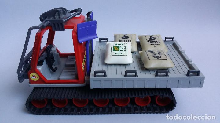 Playmobil: LOTE PLAYMOBIL VEHICULO ORUGA Y HOVERCRAFT COCODRILO. - Foto 3 - 69594477