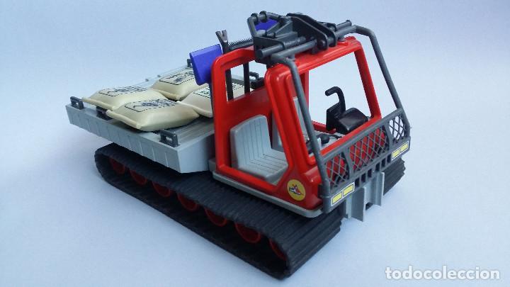 Playmobil: LOTE PLAYMOBIL VEHICULO ORUGA Y HOVERCRAFT COCODRILO. - Foto 4 - 69594477