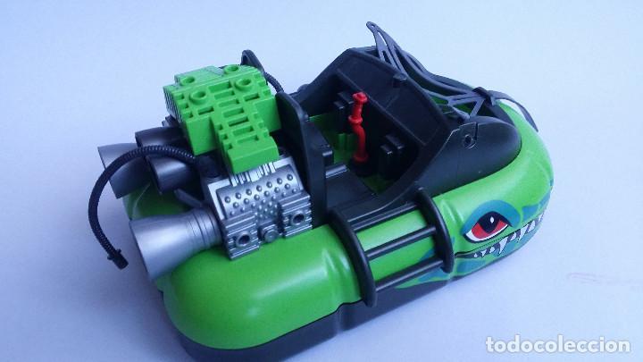 Playmobil: LOTE PLAYMOBIL VEHICULO ORUGA Y HOVERCRAFT COCODRILO. - Foto 5 - 69594477