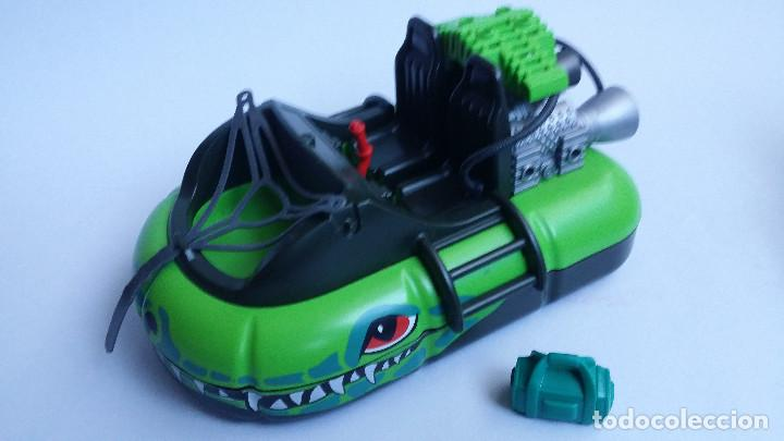 Playmobil: LOTE PLAYMOBIL VEHICULO ORUGA Y HOVERCRAFT COCODRILO. - Foto 6 - 69594477
