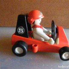 Playmobil: PLAYMOBIL. KART CON PILOTO. PRIMERA ÉPOCA.. Lote 70395717
