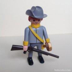 Playmobil: PLAYMOBIL DEL OESTE SOLDADO CONFEDERADO (04). Lote 110061238