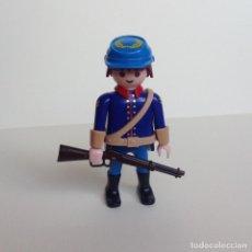 Playmobil: PLAYMOBIL DEL OESTE SOLDADO DE LA UNIÓN (03). Lote 110061204