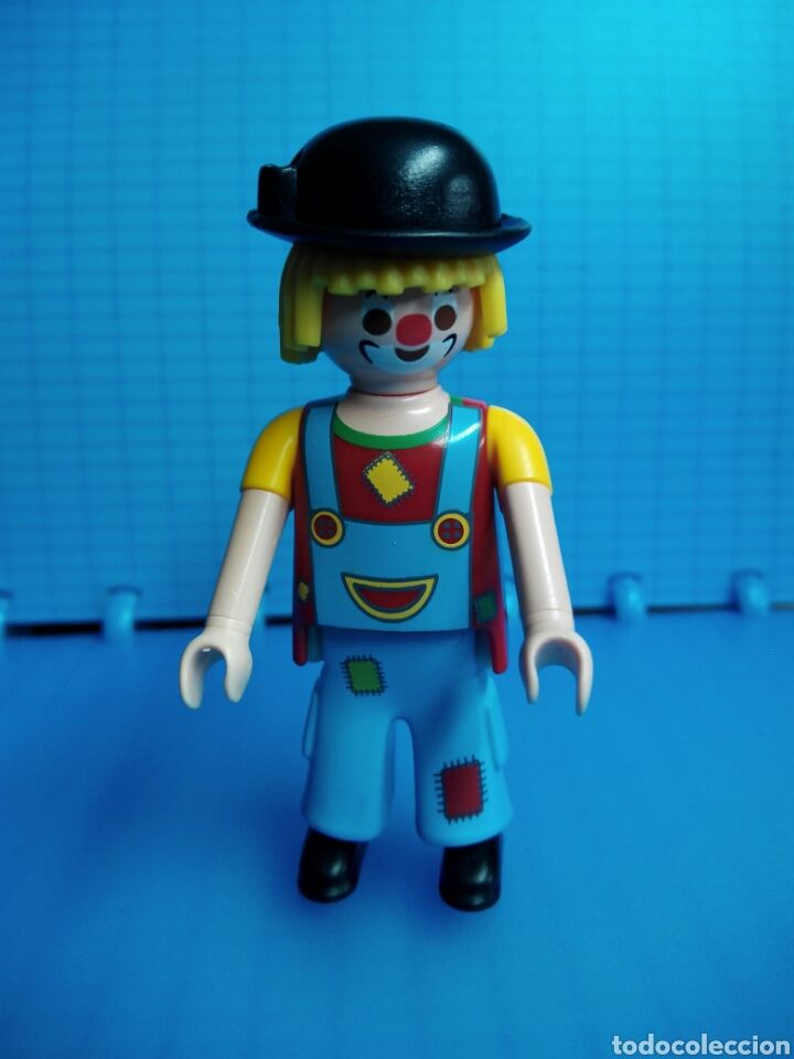 PLAYMOBIL 4404 PAYASO NIÑOS HOSPITAL CLINICA BOMBIN PLAYMOVIL 30003192  30042660 3006270 30062700 04597dc0204