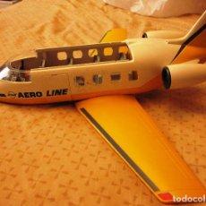 Playmobil: PLAYMOBIL 3185 AVION AERO LINE. AÑO 2001 GEOBRA.. Lote 71612867
