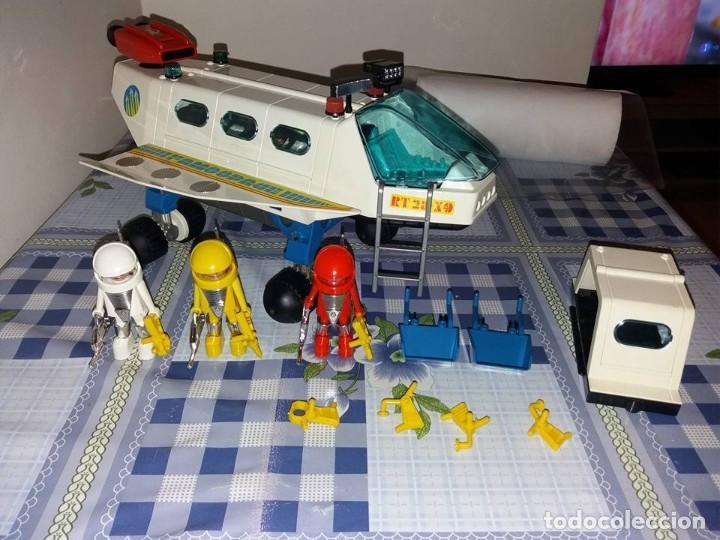 Nave espacial famobil no playmobil a os 70 r comprar for Nave espacial playmobil