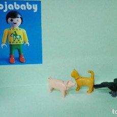 Playmobil: PLAYMOBIL LOTE 3 ANIMALES. Lote 73199723