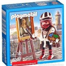 Playmobil: PLAYMOBIL 6107 ALBERTO DURERO / ALBRECHT DURER. NUEVO EN CAJA.. Lote 152873473